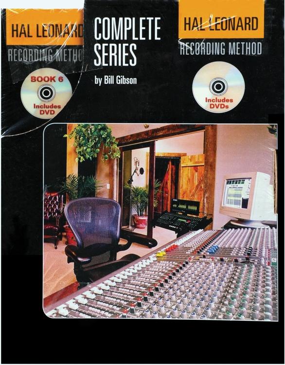 Hal Leonard Recording Method Complete Series - Volume 1-6 Complete Set image 1