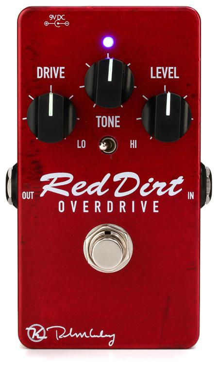 Keeley Red Dirt Overdrive Pedal image 1