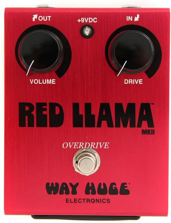 Way Huge Red Llama Overdrive image 1