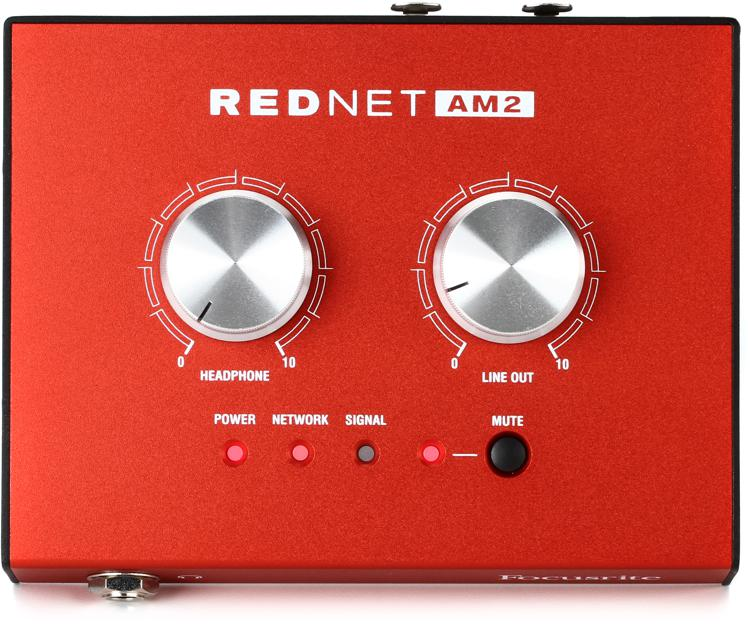 Focusrite RedNet AM2 image 1