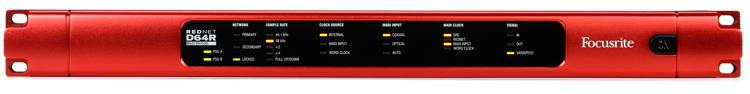 Focusrite RedNet D64R Dante to MADI interface image 1
