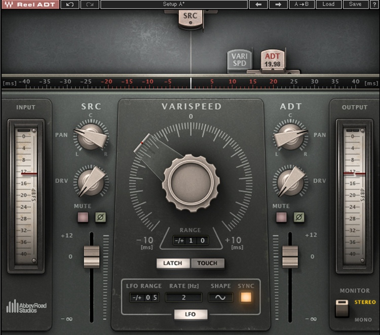 Waves Abbey Road Reel ADT Plug-in image 1