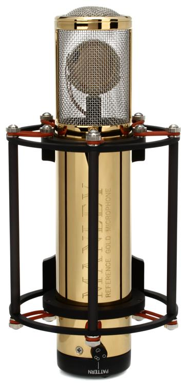 Manley Gold Reference Mic image 1