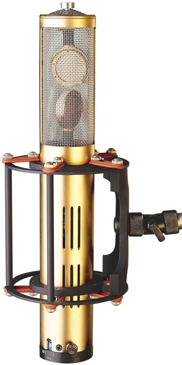 Manley Gold Reference Stereo Microphone image 1