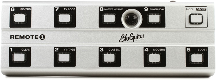 BluGuitar Remote1 - Remote Foot Controller for Amp 1 image 1