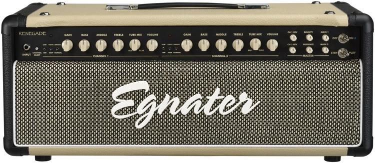 Egnater Renegade 65-Watt Tube Head image 1