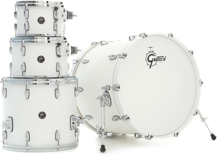 Gretsch Drums Renown Maple 4-Piece Shell Pack with 22