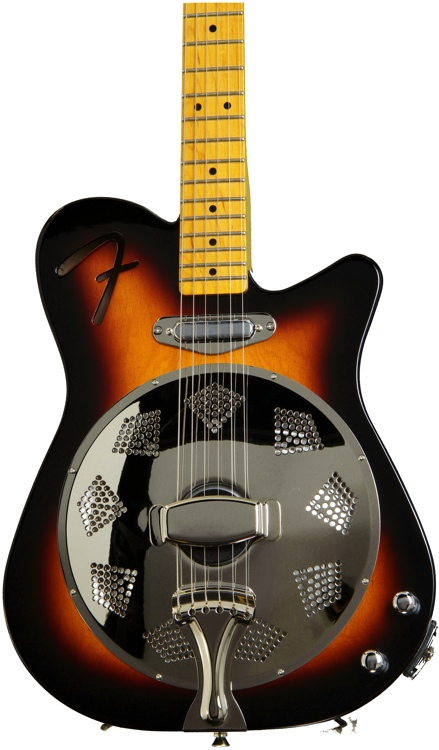 Fender Reso-Tele - 2 Tone Sunburst image 1