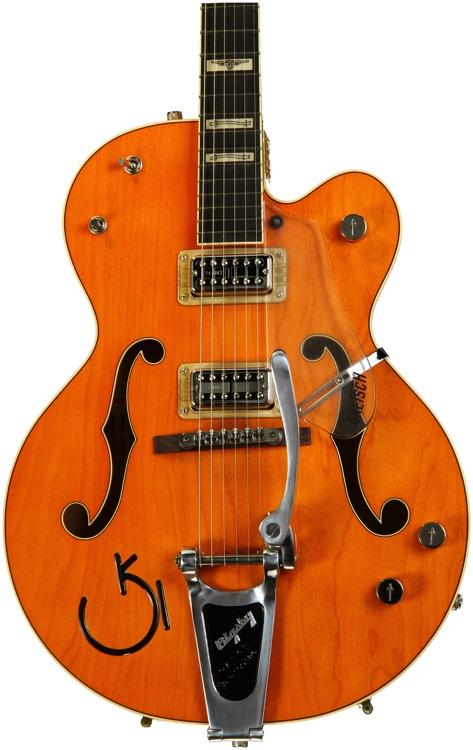 Gretsch Reverend Horton Heat, Orange image 1