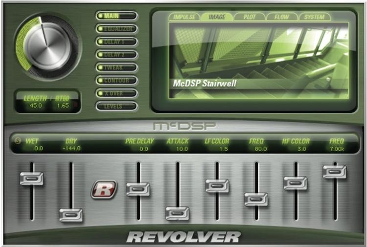 McDSP Revolver v6 Plug-in image 1