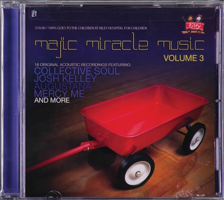 Sweetwater Majic Miracle Music - Volume 3 image 1