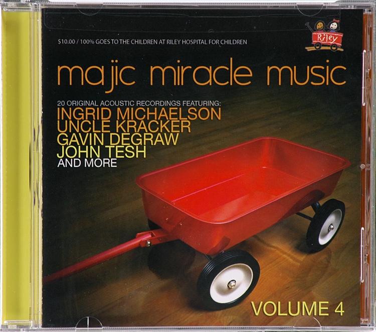 Sweetwater Majic Miracle Music - Volume 4 image 1