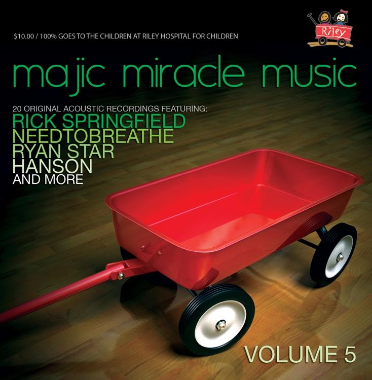 Sweetwater Majic Miracle Music - Volume 5 image 1