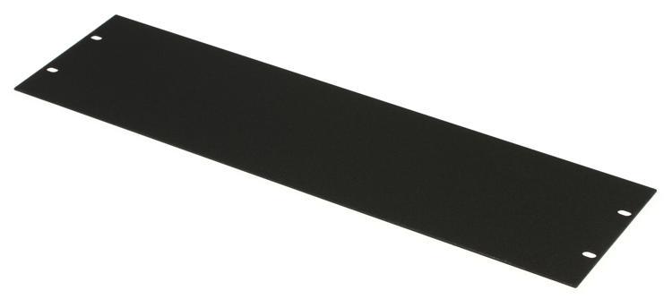 Raxxess SFT-3 Flat Steel Rack Panel - 3U image 1