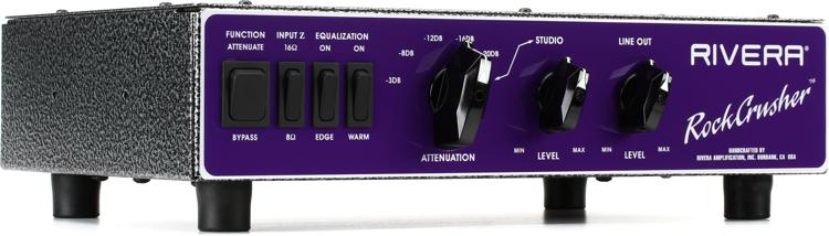 Rivera RockCrusher Power Attenuator/Load Box for Amps image 1