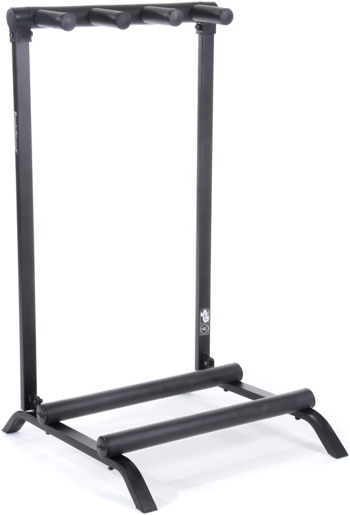 RockStand Flat Pack Multiple - 3-Instrument Stand image 1