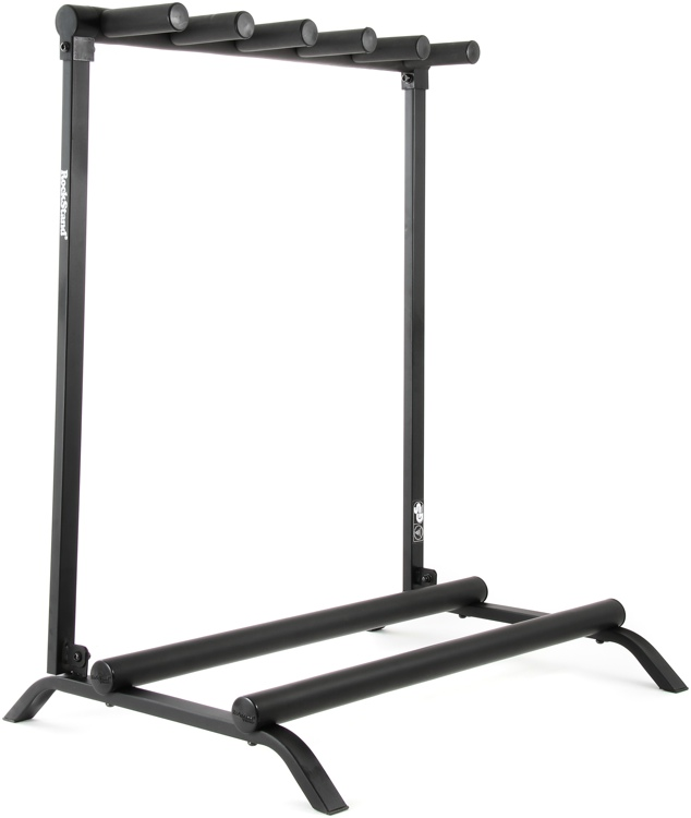 RockStand Flat Pack Multiple - 5-Instrument Stand image 1