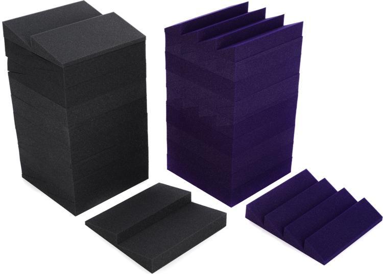 Auralex Roominators D36 - Charcoal/Purple image 1