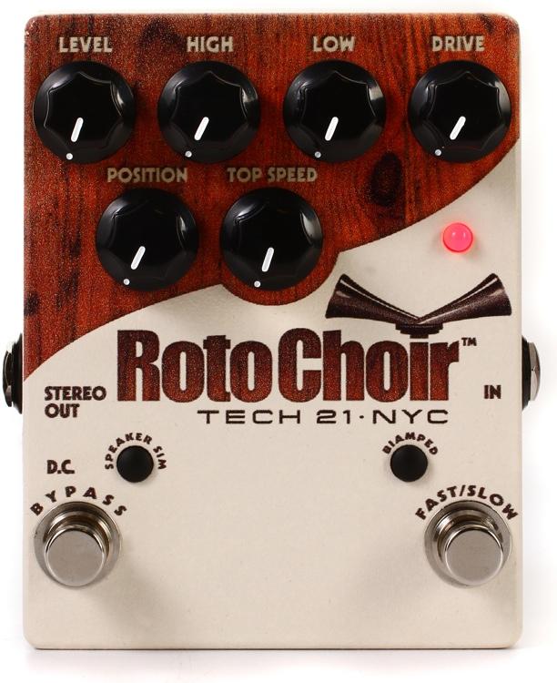 Tech 21 Roto Choir image 1