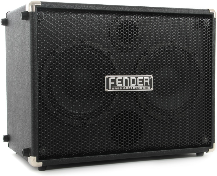 Fender Rumble Bass Extension Cabinet 2x8