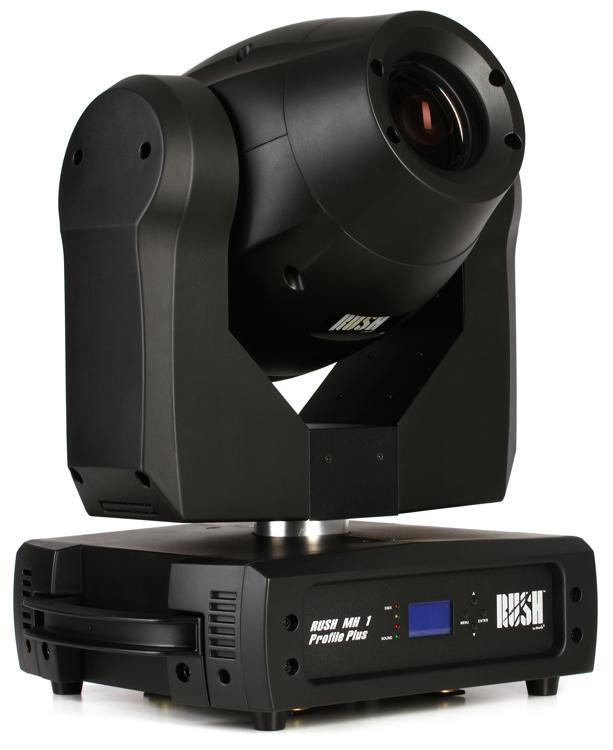 Martin Lighting MAC 700 Series Profile (PAIR) w/ Dual Road