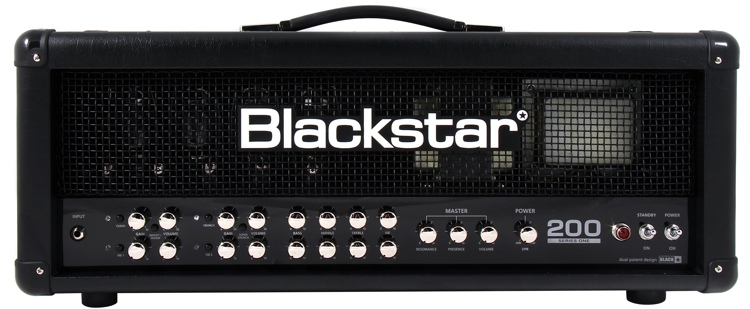 Blackstar Series One 200 - 200-watt Tube Head image 1