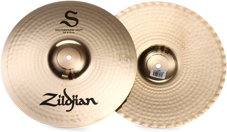 Zildjian S Series Mastersound Hi-hats - 13