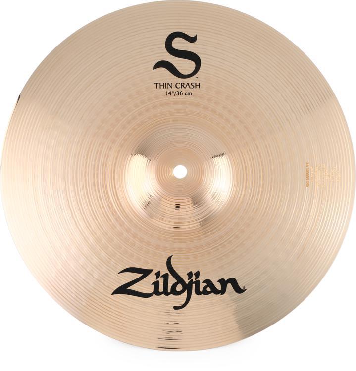 Zildjian S Series Thin Crash Cymbal - 14