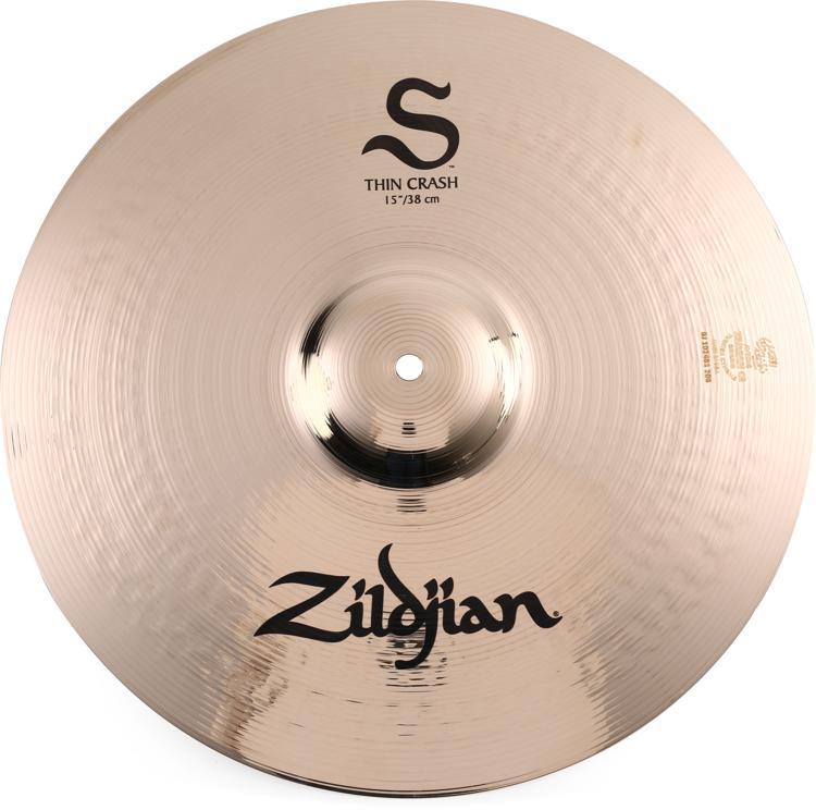 Zildjian S Series Thin Crash Cymbal - 15