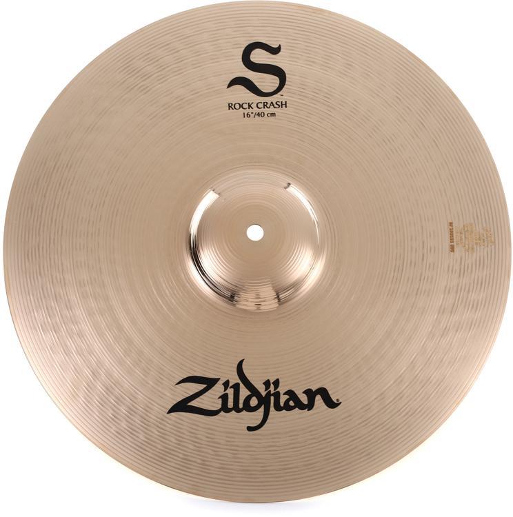 Zildjian S Series Rock Crash Cymbal - 16