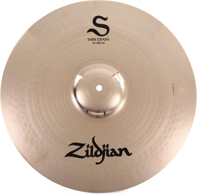 Zildjian S Series Thin Crash Cymbal - 16