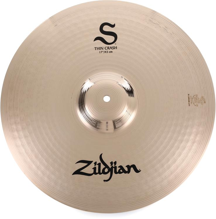 Zildjian S Series Thin Crash Cymbal - 17