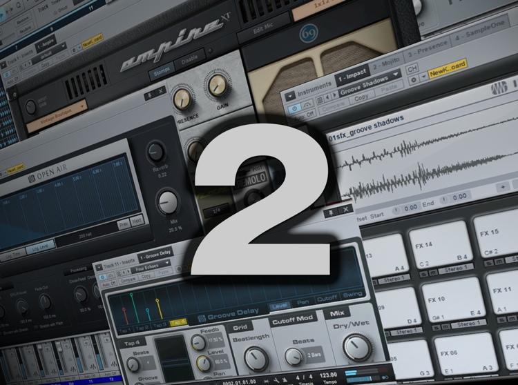 Groove3 Studio One 2 Advanced image 1
