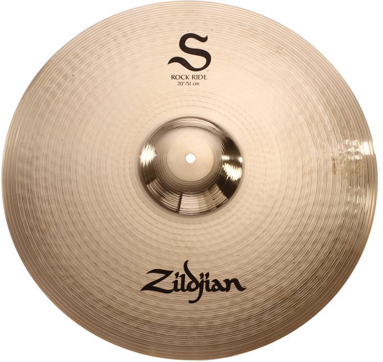 Zildjian S20RR S Series Rock Ride Cymbal - 20