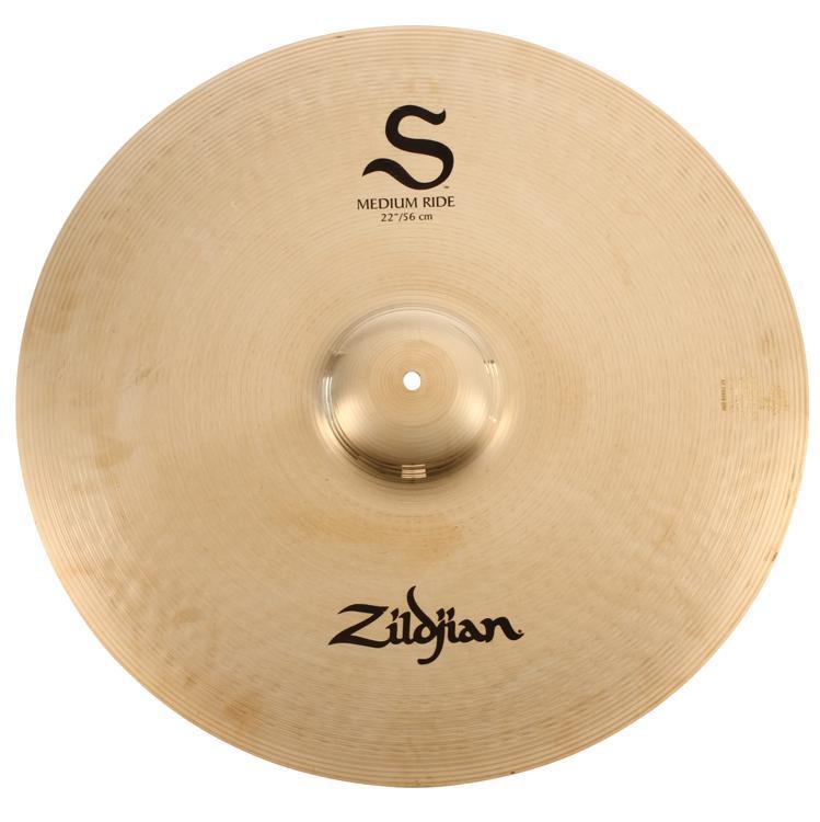 Zildjian S Series Medium Ride Cymbal - 22