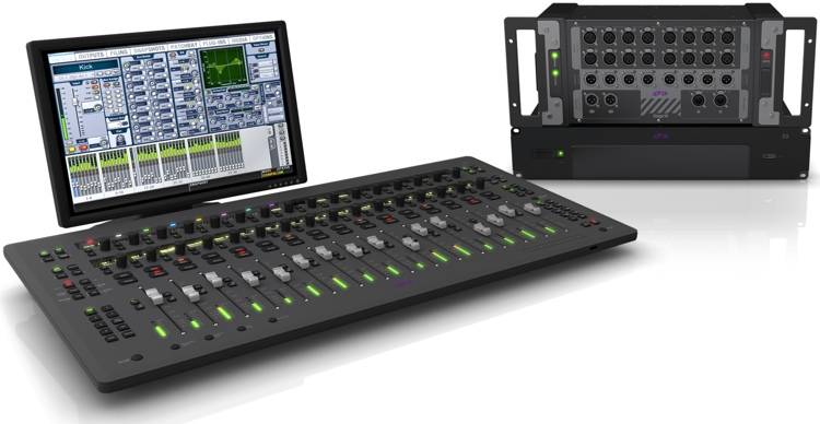 Avid VENUE S3LX System - 16-channel image 1