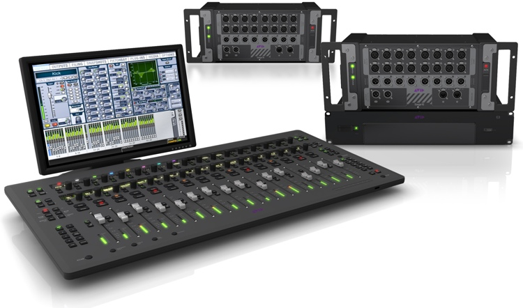 Avid VENUE S3LX System - 32-channel image 1