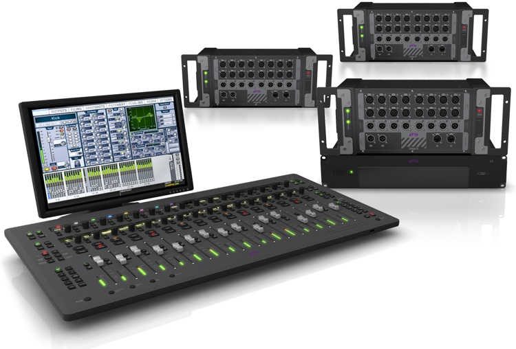 Avid VENUE S3LX System - 48-channel image 1