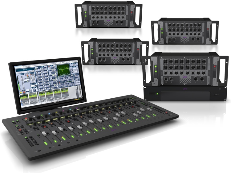 Avid VENUE S3LX System - 64-channel image 1