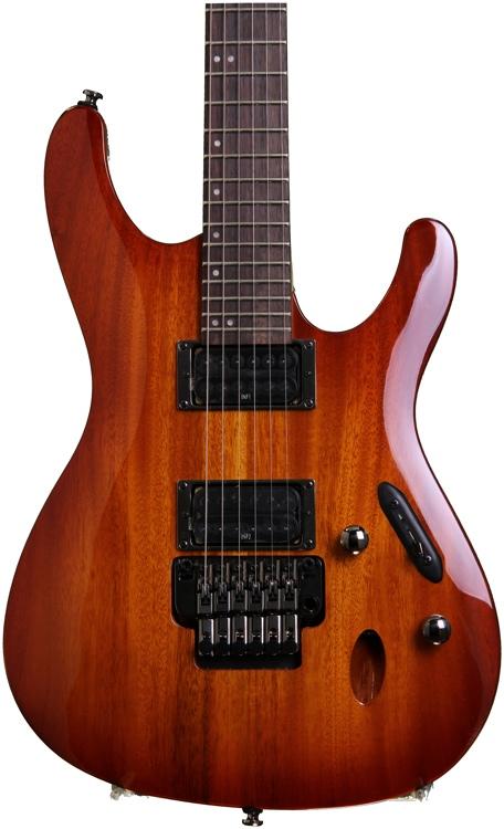 Ibanez S520 - Light Violin Sunburst image 1