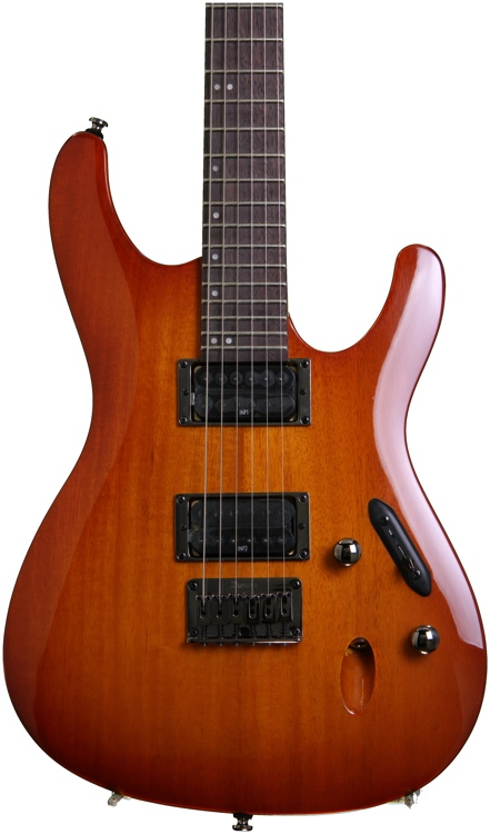 Ibanez S521 - Light Violin Sunburst image 1