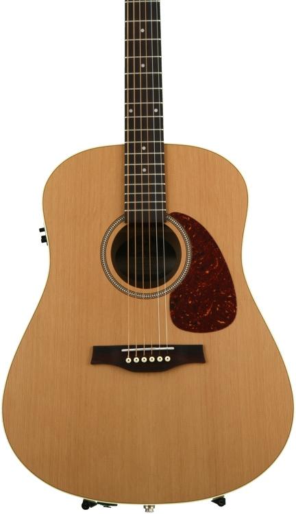 Seagull Guitars S6 Cedar Slim QI - Natural image 1