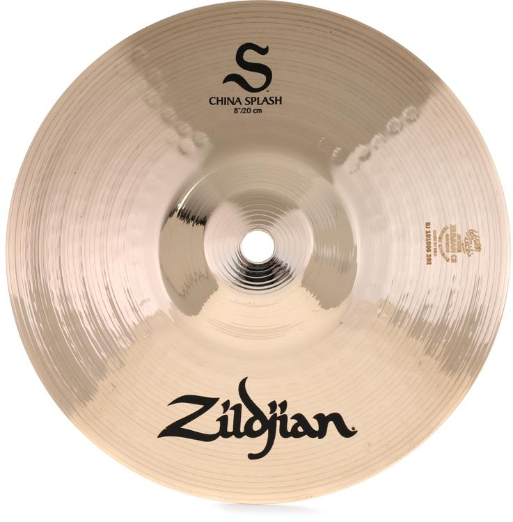 zildjian s series china splash cymbal 8 sweetwater. Black Bedroom Furniture Sets. Home Design Ideas