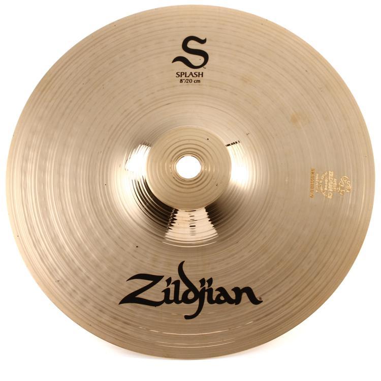 zildjian 8 s series splash cymbal sweetwater. Black Bedroom Furniture Sets. Home Design Ideas