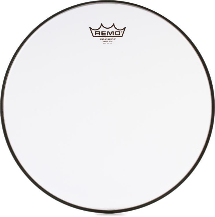 Remo Ambassador Hazy Snare-Side Drumhead - 14