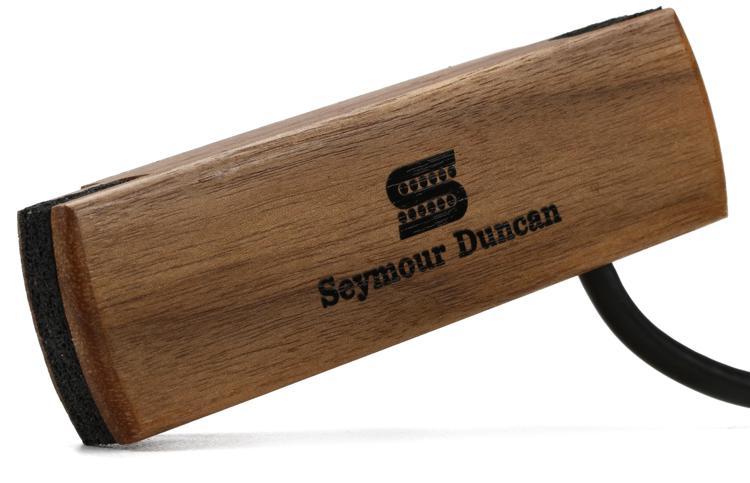 Seymour Duncan SA-35C Woody HC Acoustic Soundhole Pickup - Walnut Hum-Canceling image 1