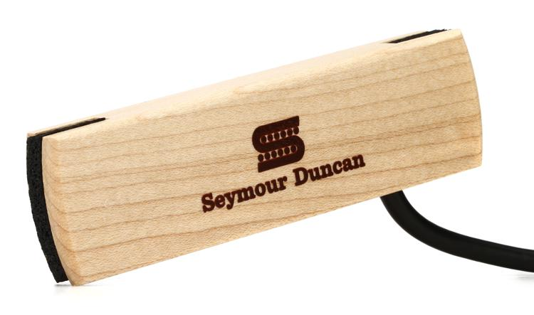 Seymour Duncan SA-3SC Woody SC Acoustic Soundhole Pickup - Natural Single Coil image 1