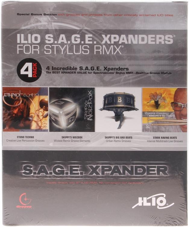 stylus rmx expansion packs