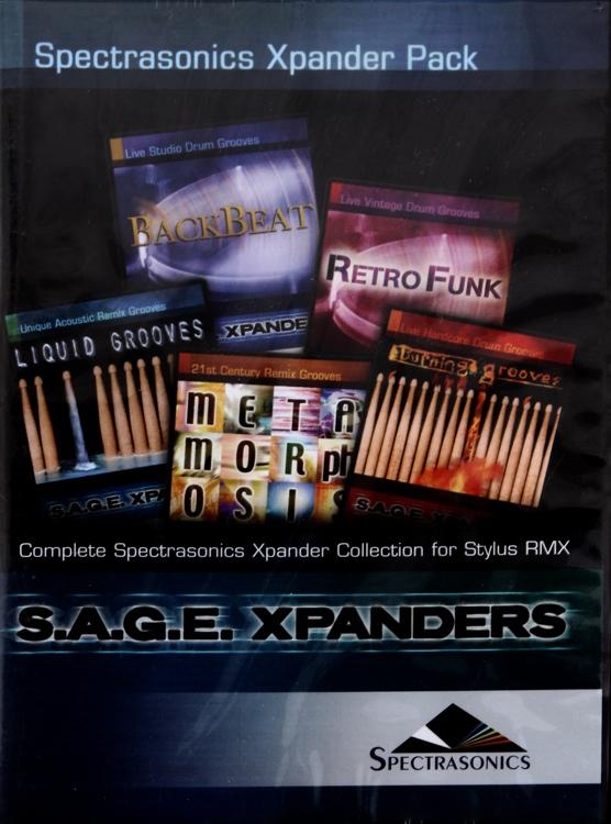 Spectrasonics Xpander Pack image 1