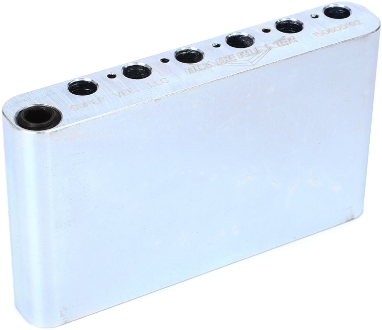 Super-Vee Sustain Tone Block - Carbon Steel image 1